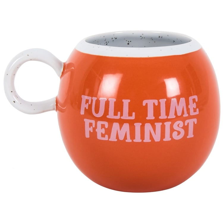Mugg FULL TIME FEMINIST