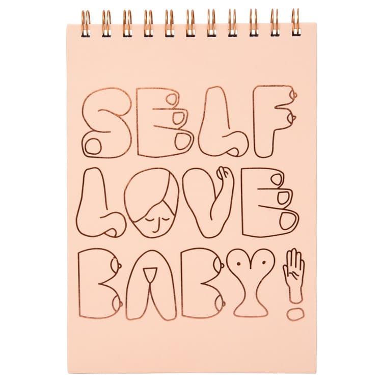 Bild på Anteckningsblock SELF LOVE
